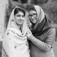 Shazia Ramzan and Kainat Riaz
