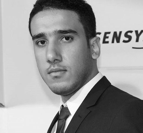 شهاب احمد ابراهيم Headshot
