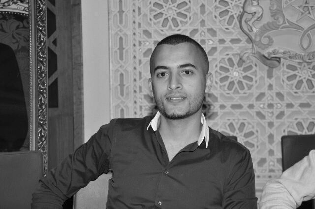 شعيب حريث  Headshot