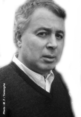 Sid Lakhdar Boumédiene  Headshot