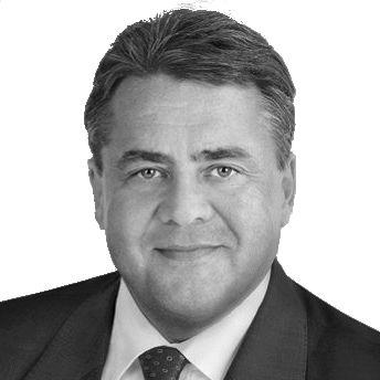 Sigmar Gabriel Headshot