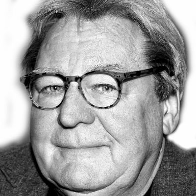 Sir Alan Parker Headshot
