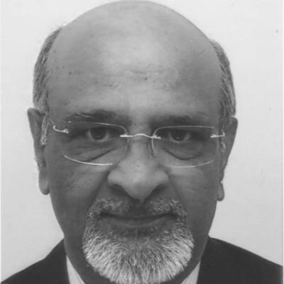 Sreedhar Pillai Headshot