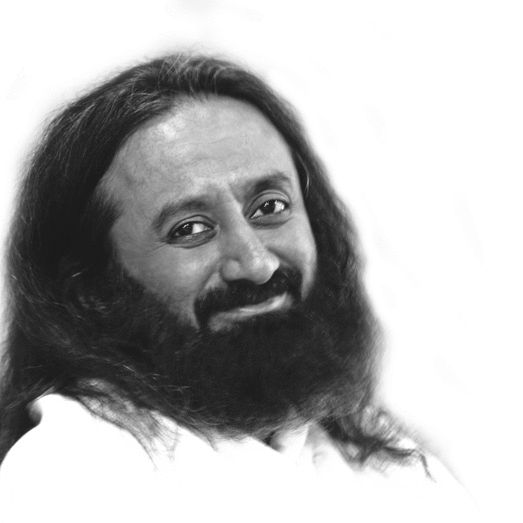 Sri Sri Ravi Shankar  Headshot