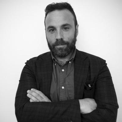 Stefano Baldolini Headshot