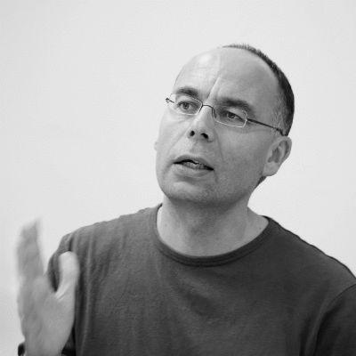 Prof. Dr. Stephan Lessenich Headshot