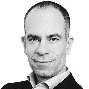 Stéphane Van Gelder  Headshot