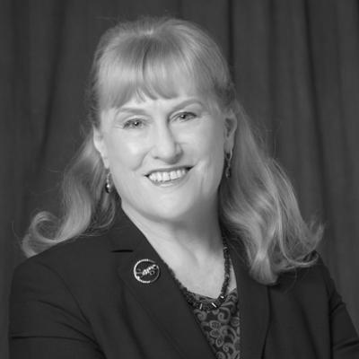 Susan C. Scrimshaw Headshot