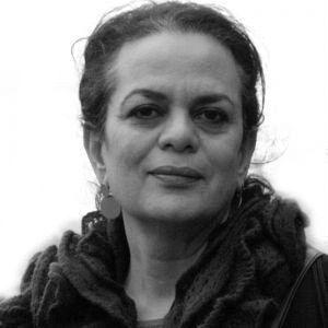 Suzanne El Farrah El Kenz Headshot