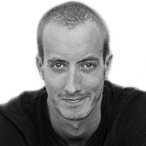 Sylvain Schots Headshot