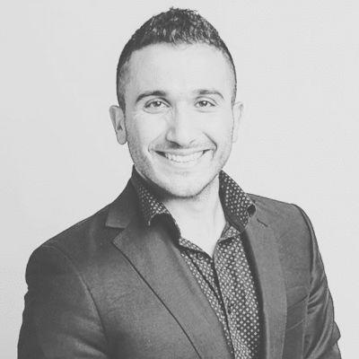 Tarek Riman Headshot