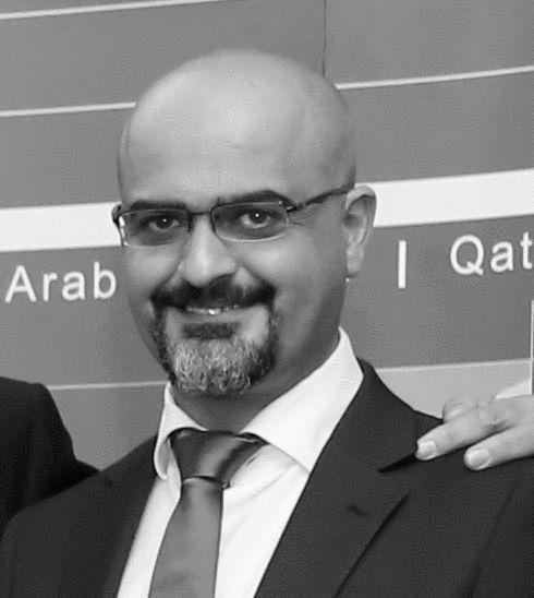 طارق عادل الطوباسي Headshot
