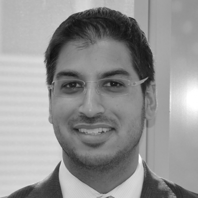 Taufiq Rahim Headshot