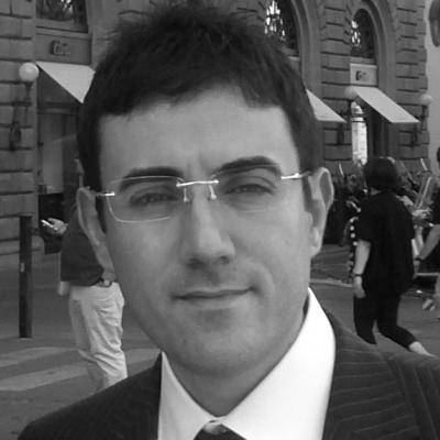 Teodoro De Giorgio Headshot