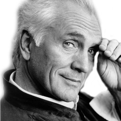 Robert Arthur (actor) Terence Stamp Headshot