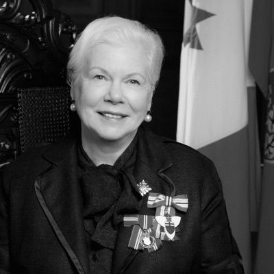The Hon. Elizabeth Dowdeswell Headshot