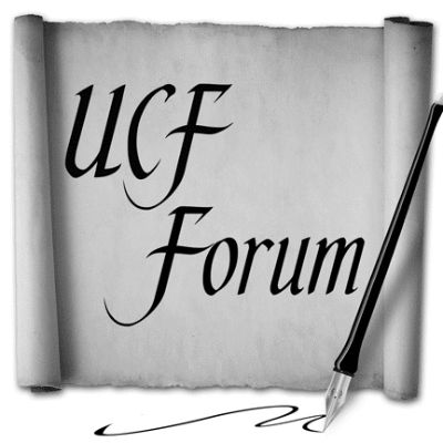 The University of Central Florida Forum Headshot