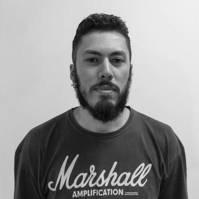 Thiago de Araújo Headshot
