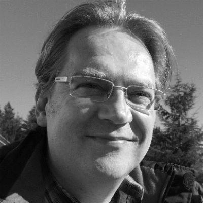 Thomas Gernbauer Headshot