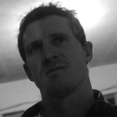 Tobias Roberts Headshot