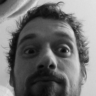 Tobias Weber Headshot