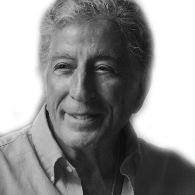 Tony Bennett Headshot