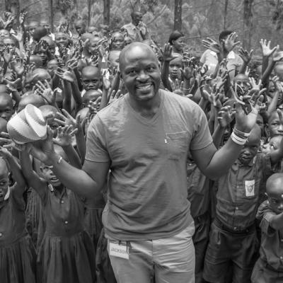 Twesigye Jackson Kaguri Headshot
