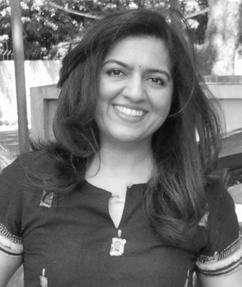 Usha Viswanathen Headshot
