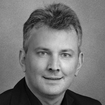 Uwe Hauck Headshot