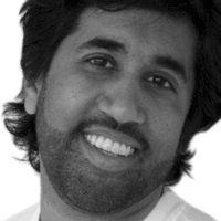 Vivek J. Tiwary Headshot