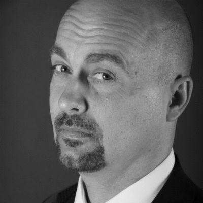 Wolfgang Gehrer Headshot