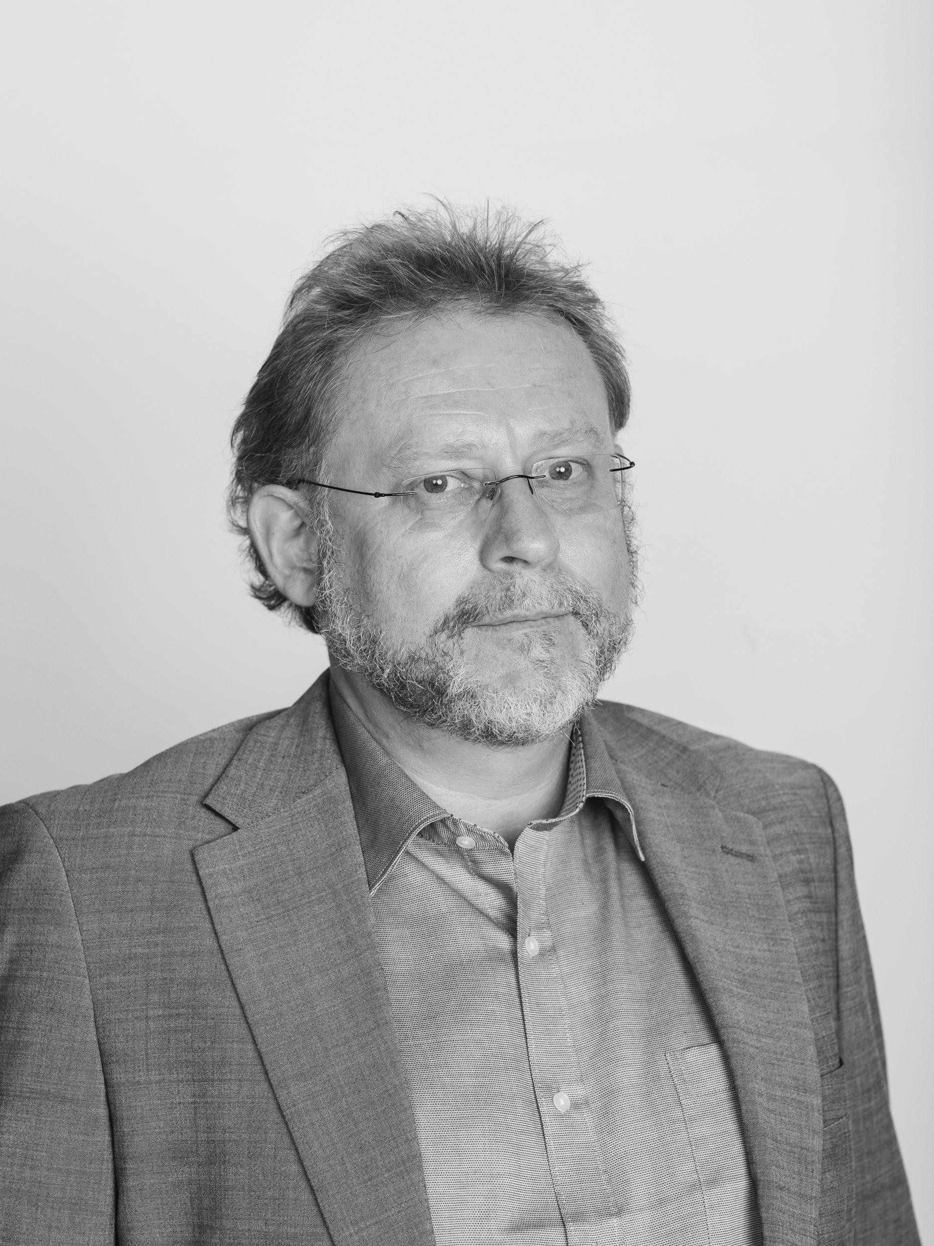 Wolfgang Gindorfer Headshot