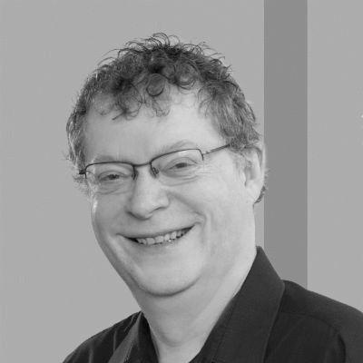 Wolfgang Müller Headshot