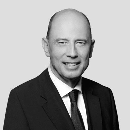 Wolfgang Tiefensee Headshot