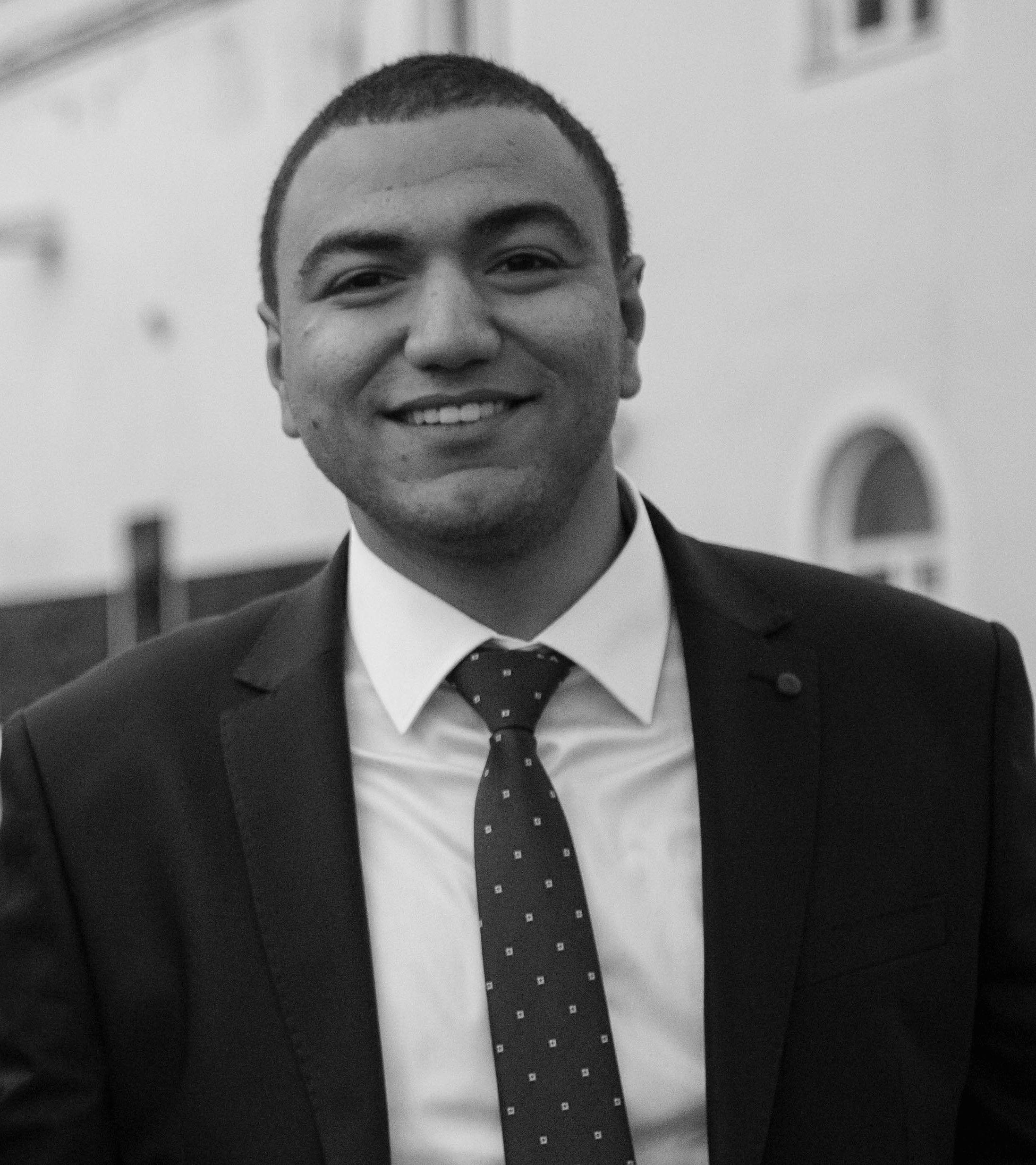 يحيى محمد حسن Headshot