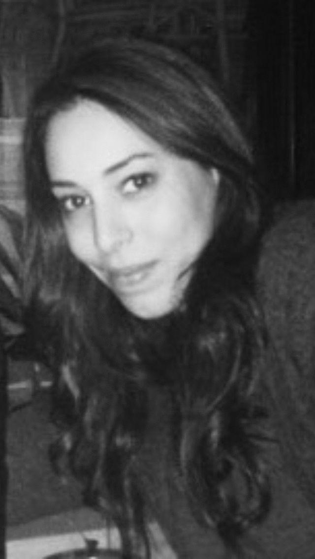 Yasmine Berrebeh Headshot