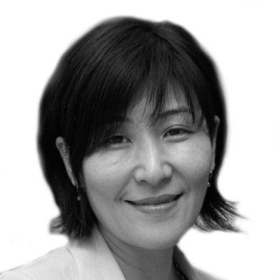 坂之上洋子 Headshot