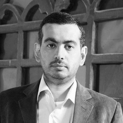 يوسف الشاعل Headshot