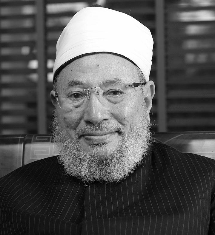 يوسف القرضاوي Headshot