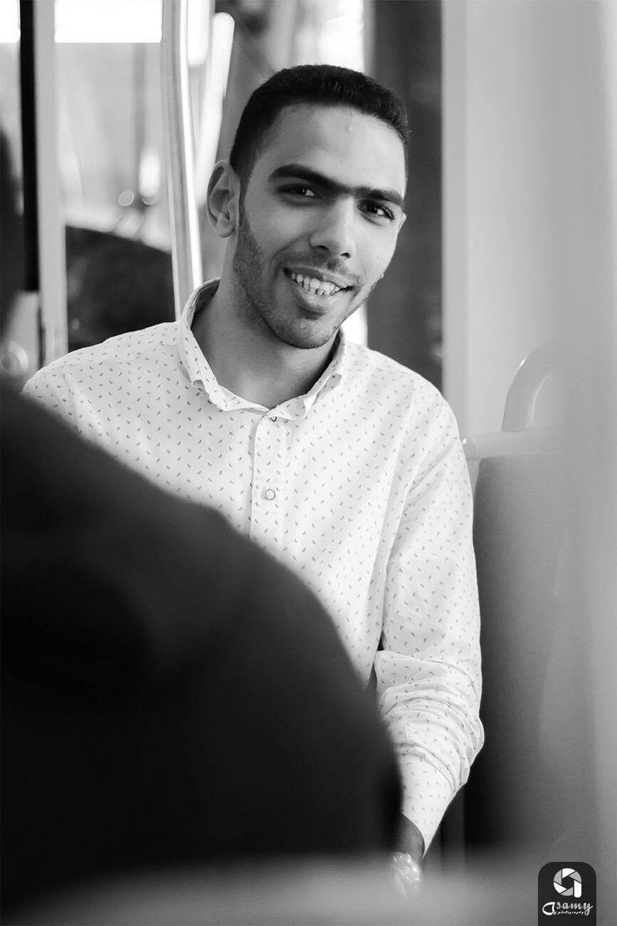يوسف الدموكي Headshot