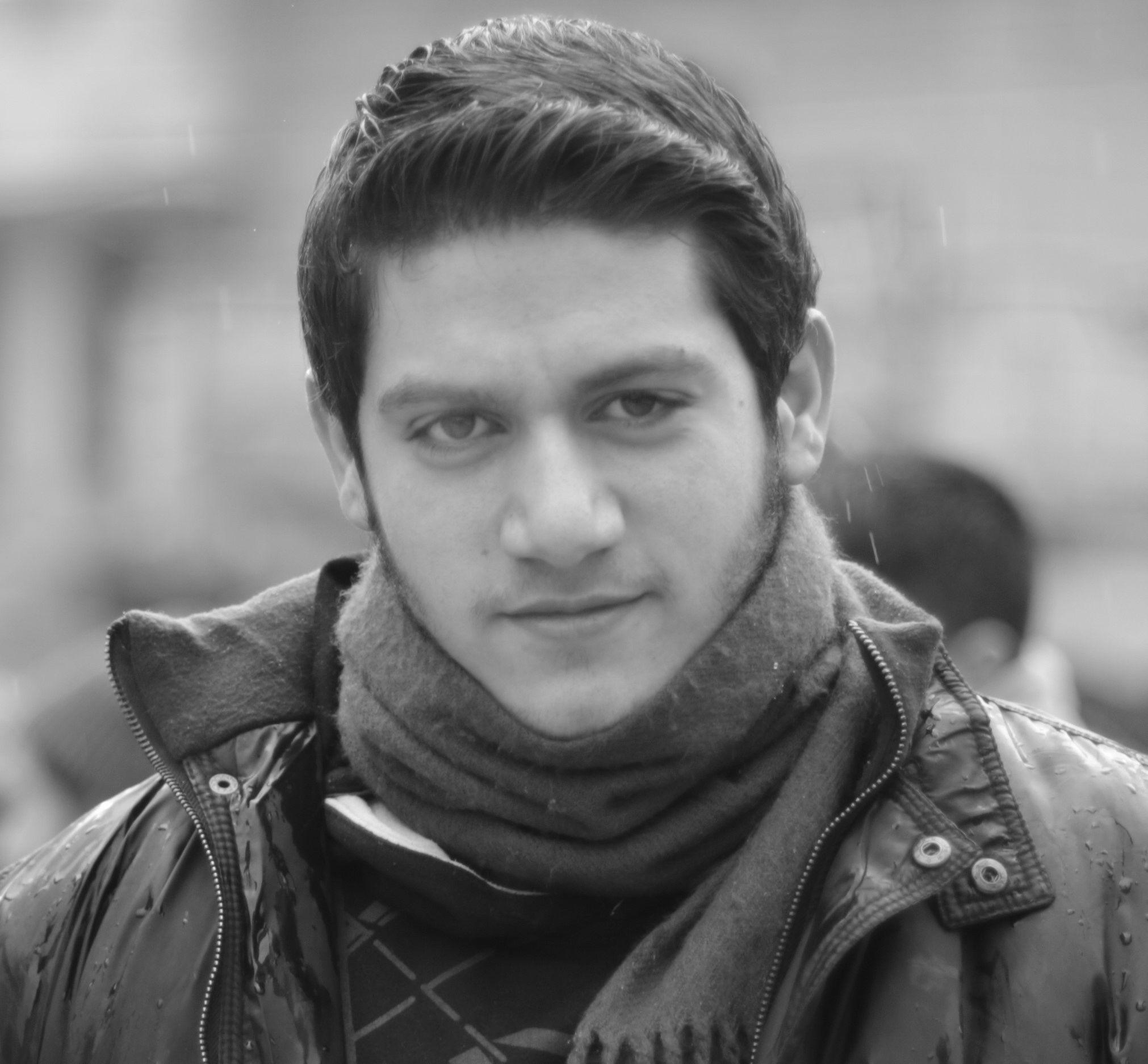 يوسف العمر Headshot
