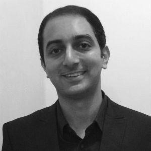 Zafar Rais Headshot