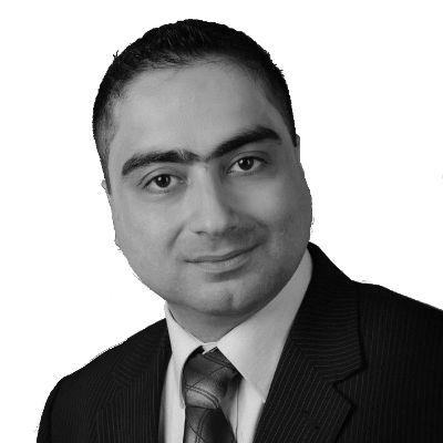Zafer Topak Headshot