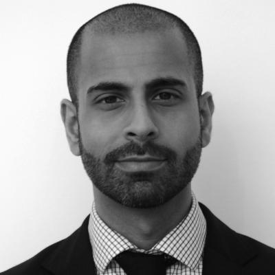 Zaheer Anwari Headshot