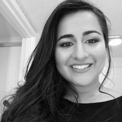 Zainub Amir Headshot