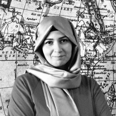 Zeynep Bilgin Headshot